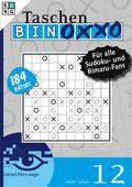 Taschen-Binoxxo-Rätsel - .12