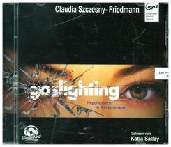 Gaslighting, 1 MP3-CD