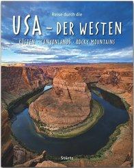Reise durch die USA - Der Westen