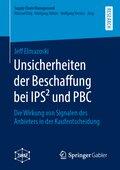 Unsicherheiten der Beschaffung bei IPS² und PBC