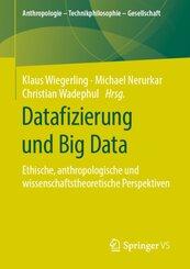 Datafizierung und Big Data