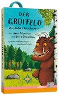 Der Grüffelo und andere Geschichten und Lieder, 1 USB-Stick