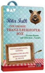 Die große Franz-Eberhofer-Box, 1 USB-Stick