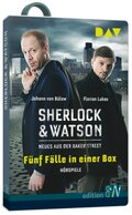 Die Sherlock & Watson-Box, 1 USB-Stick