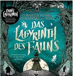 Das Labyrinth des Fauns, 1 MP3-CD