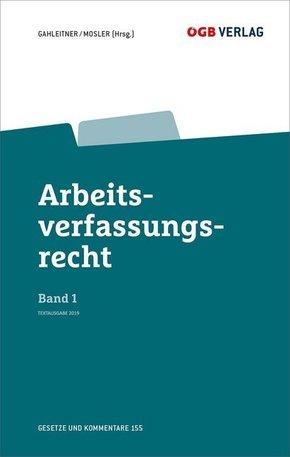 Arbeitsverfassungsrecht Bd 1