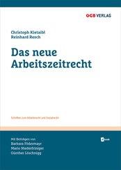 Das neue Arbeitszeitrecht, m. 1 E-Book