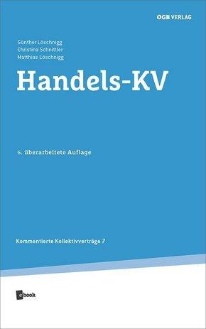 Handels-KV 2019, m. 1 E-Book