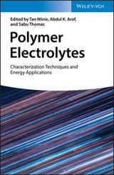 Polymer Electrolytes, 2 Teile