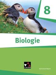 Biologie - Gymnasium Bayern: 8. Schuljahr