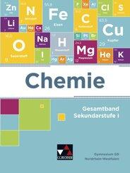 Chemie G9, Ausgabe Nordrhein-Westfalen - Gesamtband Sekundarstufe I