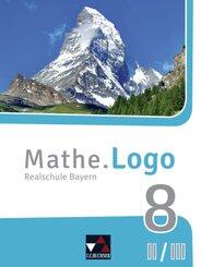 Mathe.Logo, Realschule Bayern (2017): 8 II/III. Jahrgangsstufe, Schülerbuch