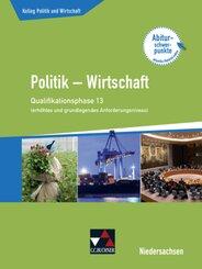 Kolleg Politik und Wirtschaft, Ausgabe Niedersachsen: Qualifikationsphase 13 grundlegendes und erhöhtes Anforderungsniveau