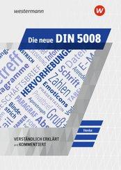 Die neue DIN 5008