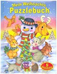 Mein Weihnachts-Puzzlebuch