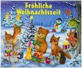 Fröhliche Weihnachtszeit, Kulissenbuch