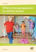 Effektive Bewegungspausen für AD(H)S Schüler - Grundschule