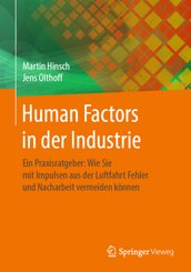 Human Factors in der Industrie