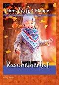 JahresZeiten-Mappe Raschelherbst