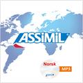 Assimil Norwegisch ohne Mühe: ASSiMiL Norwegisch ohne Mühe, MP3-CD