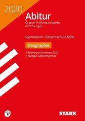 Abitur 2020 - Gymnasium / Gesamtschule Nordrhein-Westfalen - Geographie GK/LK