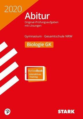 Abitur 2020 - Gymnasium / Gesamtschule Nordrhein-Westfalen - Biologie GK