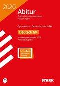 Abitur 2020 - Gymnasium / Gesamtschule Nordrhein-Westfalen - Deutsch GK