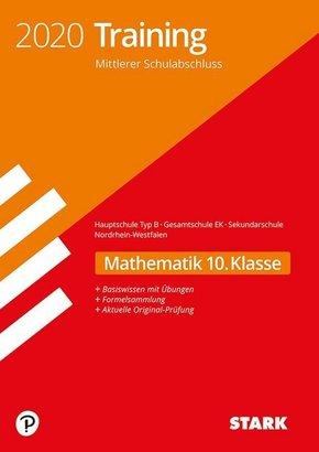 Training Mittlerer Schulabschluss 2020 - Hauptschule EK / Gesamtschule EK / Sekundarschule Nordrhein-Westfalen - Mathema