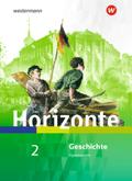 Horizonte, Geschichte für Nordrhein-Westfalen und Schleswig-Holstein, Ausgabe 2019: 7./8. Schuljahr, Schülerband; 2