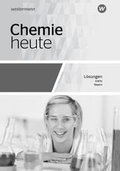 Chemie heute SI, Ausgabe 2019 Gymnasium Bayern: 8. Klasse NTG, Lösungen