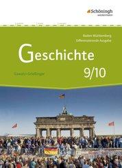 Geschichte, Differenzierende Ausgabe für Realschulen und Gemeinschaftsschulen in Baden-Württemberg: 9./10. Schuljahr, Schülerband
