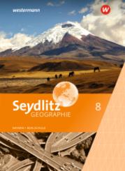 Seydlitz Geographie, Ausgabe 2016 für Realschulen in Bayern: 8. Klasse, Schülerband
