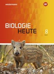 Biologie heute SI, Ausgabe 2017 für Bayern: 8. Jahrgangsstufe, Schülerband