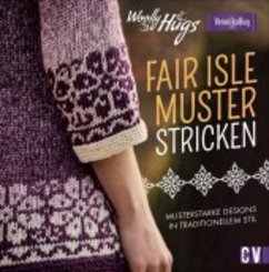 Woolly Hugs Fair-Isle-Muster stricken