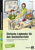 Einfache Lapbooks für den Sachunterricht