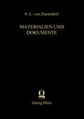 Materialien und Dokumente
