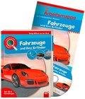 Leselauscher Wissen - Fahrzeuge und ihre Erfinder, Set m. Audio-CD