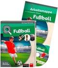 Leselauscher Wissen - Fußball, Set m. Audio-CD