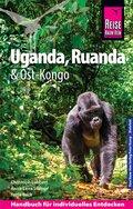 Reise Know-How Reiseführer Uganda, Ruanda & Ost-Kongo