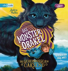 Die Geheimnisse von Oaksend - Das Monsterorakel, 1 MP3-CD