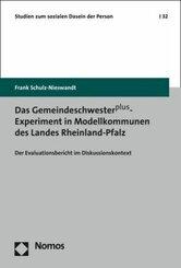 Das Gemeindeschwesterplus-Experiment in Modellkommunen des Landes Rheinland-Pfalz