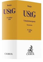 Umsatzsteuergesetz (UStG), Kommentar