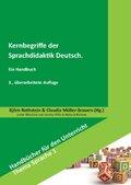 Kernbegriffe der Sprachdidaktik Deutsch