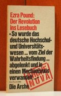 Der Revolution ins Lesebuch