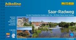 Bikeline Radtourenbuch Saar-Radweg