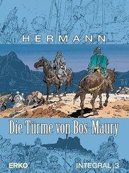 Die Türme von Bos-Maury Integral - Bd.3