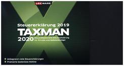 TAXMAN 2020, DVD-ROM