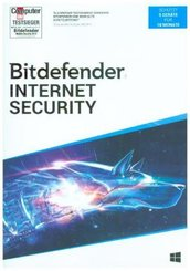 Bitdefender Internet Security 2020 5 Geräte/18Monate; 24/2