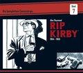 Rip Kirby - Die kompletten Comicstrips: 1954 - 1955; 7