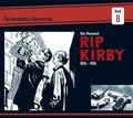 Rip Kirby - Die kompletten Comicstrips: 1955 - 1956; 8